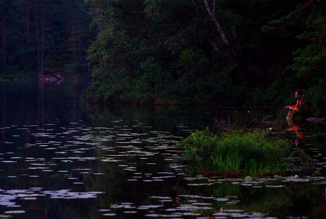 Årets Flugfiskebild 2009