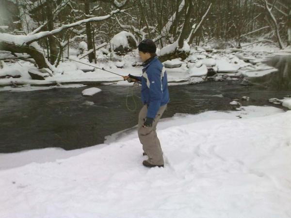 Vinterfiske efter RB