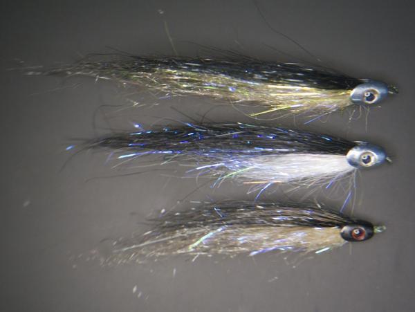 Needle streamer