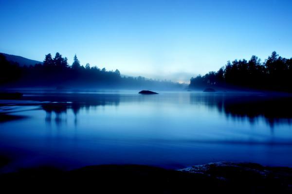 Natt i Vindelån