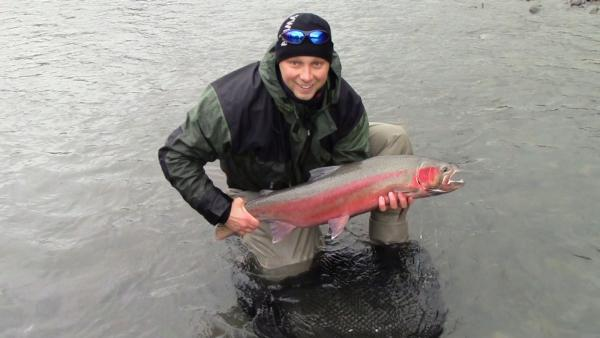 Steelhead från British Columbia