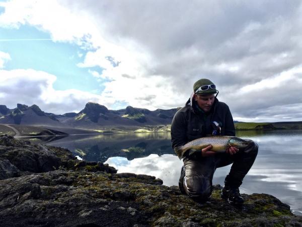 ¨Polaren¨ Veidivötn, Island 2015