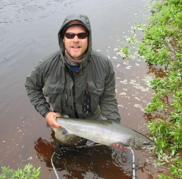 salmon 83 Cm (c&r)