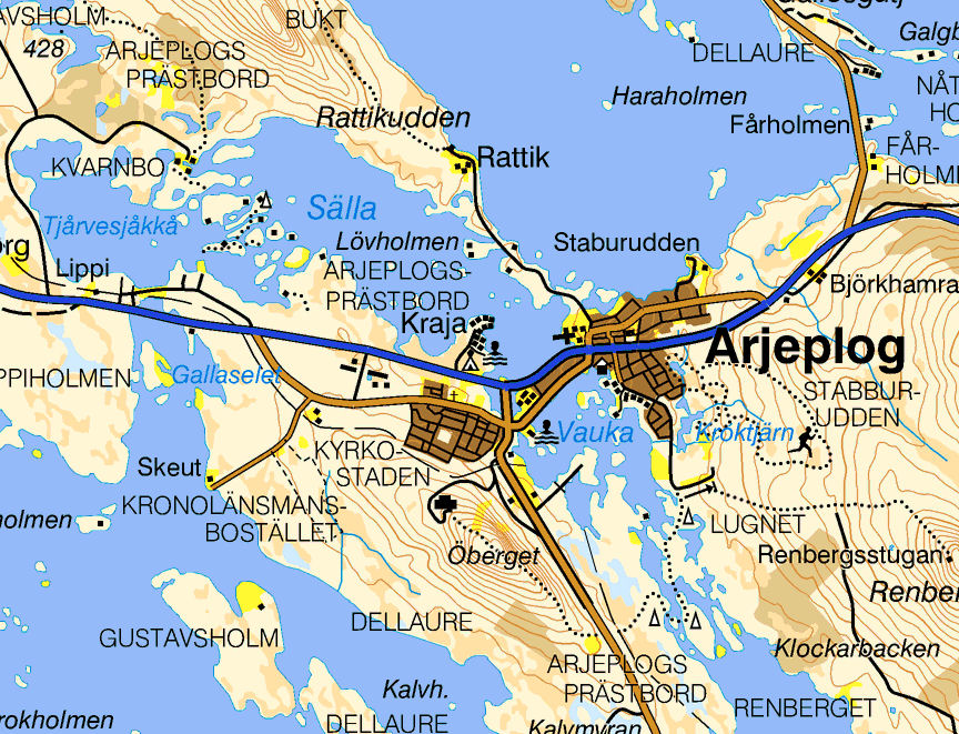 arjeplog karta Skeppsbruten i Arjeplog.   Fiskevatten   H&Ö   Edgeforum arjeplog karta